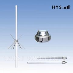 U段全频段 玻璃钢天线 2.5dBi / 5dBi