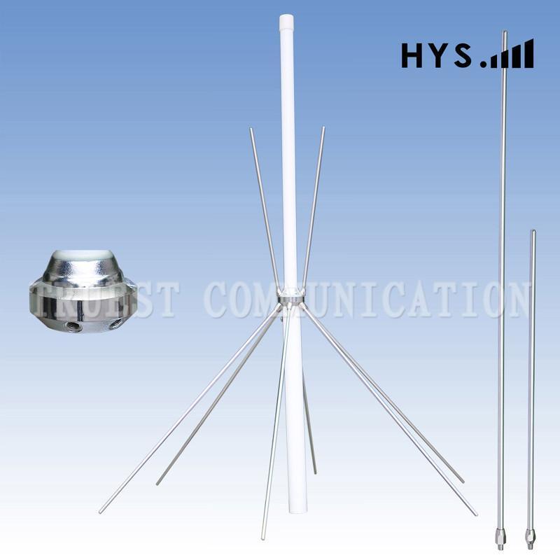 59CM VHF Full Band Omni Antenna TCQJ-GB-2.5-155V-1