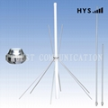 59CM VHF Full Band Omni Antenna TCQJ-GB-2.5-155V-1
