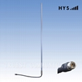 0.8M 2.4G Omni Fiber glass wifi Antenna TCQJ-GB-10-2400V-1