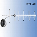 CDMA450 Series 6 Element Directional Yagi Antenna TCDJ-M-10-460V-3