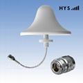 GSM/CDMA信號倍增器多頻段室內吸頂天線(款式一)