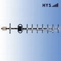GSM & CDMA Antenna Series/Directional Yagi Antenna TCDJ-M-12-800/900V