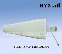 GSM & CDMA Directional Yagi Antenna TCDJ-D-10/11-800/2500V