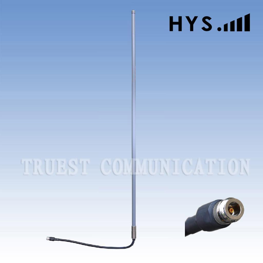 GSM & CDMA Antenna Series/Omni-directional Fiberglass Antenna TCQJ-GB-6-916V-1 1