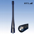 Two way radio rubber antenna:TCQS-JG-2-400-3107