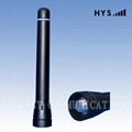 Two way radio rubber antenna TCQS-X-2-155-F16