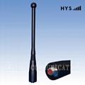Two way radio rubber antenna TCQS-X-2-460-M