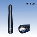 Two way radio rubber antenna TCQS-X-2-460-3207