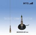 CB radio antenna TCQC-BG-2-27V-HH136( 2.15dbi 1.5m Dia 11cm)