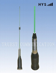 UHF mobile antenna  TCQC-BG-5.5-460V different pole colour selectalbe