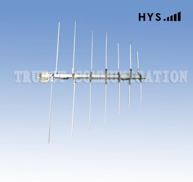 Broadband VHF and UHF YAGI