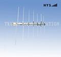 Broadband VHF and UHFhigh gain  Yagi