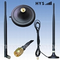 2.4Ghz Series antenna TCQZ-XX-7-2400V-3