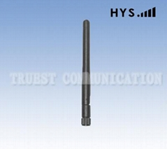 2.4Ghz rubber duck antenna TCQZ-WZ-3-2400V-1