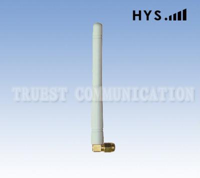 2.4Ghz WIFI rubber duck antenna TCQZ-WZ-2-2400V-3 1