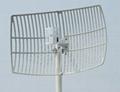 2.4G  20DBI Square Grid Antenna