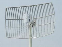 2.4G  20DBI Square Grid Antenn