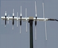 Broadband VHF and UHFhigh gain  Yagi antenna ,TCHH-M-VHF/UHF-1