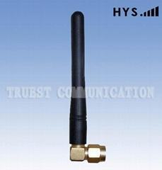 433MHz Right Angled Duck Antenna TCZ-WZ-2-433V-2(7.15)