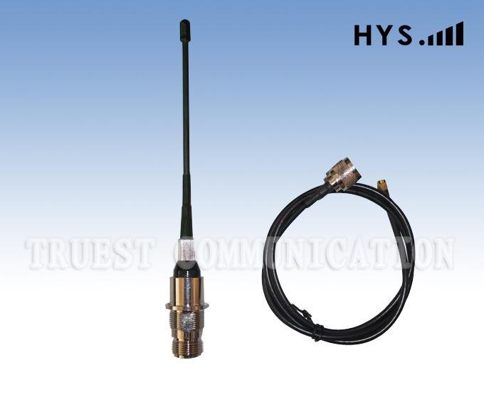 915MHz柔性鋼線天線-黑 1
