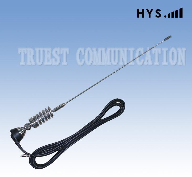 Mobile whip car antenna TCQC-BG-3.5-136V-A1 1
