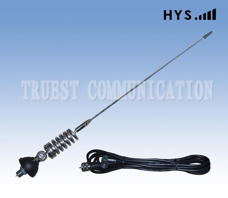Moble Vehicle whip antenna TCQC-BG-3.5-136V-A2