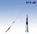 Mobile whip antenna TCQC-BG-2/5-144