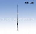 Mobile whip car antenna TCQC-BH-3/5.5-144/430V-770H 1