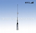 Mobile whip car antenna TCQC-BH-3/5.5-144/430V-770H