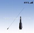 Mobile whip antenna TCQC-BG-3.5-170V-CA285