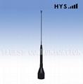 Mobile whip antenna TCQC-BG-3-140V-M150