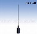 Mobile whip antenna TCQC-BG-3.5-143V-PO150