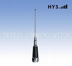 Mobile whip car antenna TCQC-BG-3.9-141V-IC144