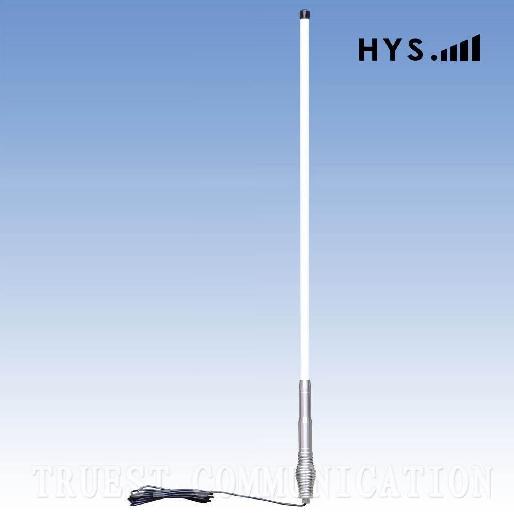 Fiberglass VHF&UHF Car Antenna TC-HH4775VU 1