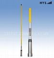 Fiberglass Mobile Car Antenna TCQC-BG-3/5-144/430V-709F