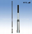 Fiberglass Mobile Car Antenna  TCQC-BG-3/5-144/430V-709L