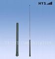 Dual band telescope rubber two way radio antenna TCQS-JG-2.5-155/435-669B