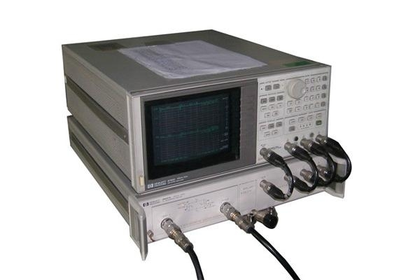 HP-8720 Vector Network Analyzer