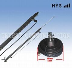Multiple Frequency CB antenna TCQC-BG-1.3-HFM7-50V