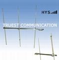 VHF Yagi Antennna TCDJ-M-9-167VB