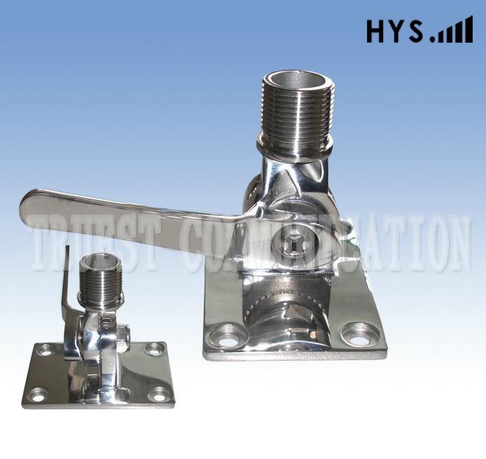 不锈钢船舶天线安装夹具TCRM-S01 1