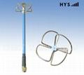 5.8GHz Cloverleaf Whip Antenna / Skew