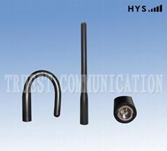 VHF Flexible Handheld Radio Antenna TCQS-X-2-164-R