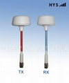 5.8G 三,四叶瓣收发天线TCQZ-WZ-2/2.5-5.8RT-RG141
