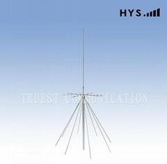 Wide Band Umbrella Antenna TC-ST-3-30/1300WA