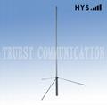 1.2米 VHF 玻璃钢天线 TC-CST-3.5-144-1A