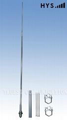 雙節鋁合金基地天線TC-CST-5.5-AV285
