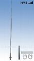 VHF 2Sections Omni High Gain Antenna Alumunium Alloy Antenna TC-CST-5.5-AV285
