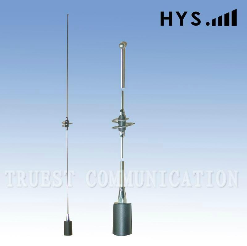 Mobile Radio Whip Antenna TCQC-BG-3-155V-PO160